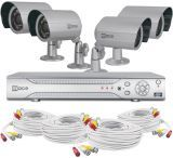 Mace View SQ40 & 4CAM Security Kit