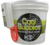 Marine Metal Products 8 Qt Insulated Cool Bubbles Livewell Bucket