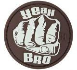 Maxpedition Bro Fist Morale Patch