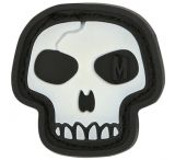 Maxpedition Mini Skull Glow-in-the-Dark Morale Patch