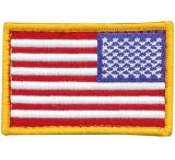 Maxpedition Reversed US Flag Patch