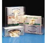 Mitchell Plastics Glove Box Holders, Mitchell Plastics MG-3001G Triple Glove Box Holders