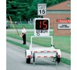 MPH Industries Speed Monitor 25in Trailer Package