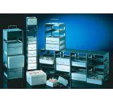Nalge Nunc Cryobox Rack TALL-4-SHLF DS5037-0004 Cryobox Rack TALL-4-SHLF