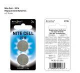 Nite Ize Cell 2016 3V Lithium Battery 2pack