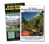 Earthwalk Press: North Wind River Range Map & Guide