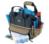 CLC Custom Leather Craft 14in Climate Gear Tool Bag 201-1258