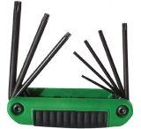 Eklind Tool 8 Pc Ergo-fold Torx Keyset 269-25582