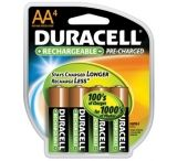 Duracell Duracell Precharged Aaa4 Pk 243-DX2400R4