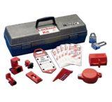 Brady Lockout Tool Box Kit W/compone 262-65289