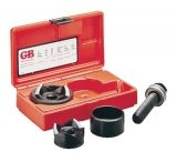 Gardner Bender Mechanical Knockout Set1-1/2 T 623-KOM152