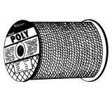 Hooven Allison LLC. Rope 3/8x600ft California Tru 811-13317