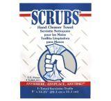 Dymon Scrubs Hand Cleaner Towel 1/pa 253-42201