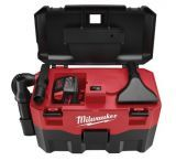 Milwaukee Electric Tools Vacuum Cleaner 18v Cordless We 495-0880-20