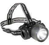 Pelican 2600 HeadsUp Lite Krypton Flashlight - Black