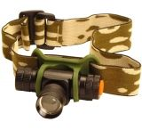 Phoebus Tactical Cree LED 3 Mode Rescue Focusing Headlamp with Strobe