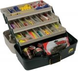 Plano Molding 3 Tray Storage Box