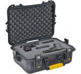 "Plano Molding Large Weatherproof Pistol Case - 18.4""x14.25""x8"""