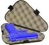 Plano Molding Black Plastic Pistol Case - 9.75in 142200
