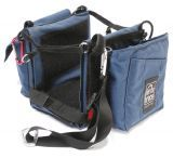 PortaBrace AO-B3 Audio Organizer Case - Blue