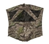 Primos The Club XXL Ground Blind Ground Swat Grey Camouflage 65102