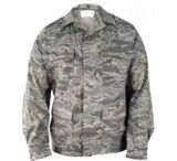 Propper NFPA ABU Men's Tactical Digital Tiger Stripe Coat