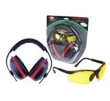 Radians Performance Kit w/ Silencer Earmuff and Revelation Shooting Glasses