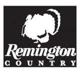 Remington - Country Decal