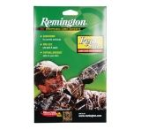 Remington Rem Skin Peel-and-Stick Camouflage For Your Face Realtree Hardwoods Green 17845