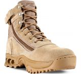 Ridge Outdoors 3003Z Desert Storm Zipper Quarter Boot