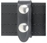 Safariland 65 Belt Keeper, 2 Snap 65-19B
