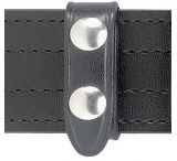 Safariland 65 Belt Keeper, 2 Snap 65-4-9B