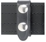 Safariland 65 Belt Keeper, 2 Snap 65-9B