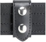 Safariland 655 Belt Keeper, Heavy Duty, 2 Snap 655-9B