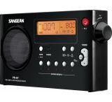 Sangean AM/FM Stereo Digital Tune Alarm Radio