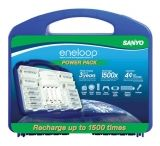 Sanyo Eneloop Power Pack Starter Kit