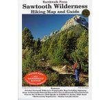 Earthwalk Press: Sawtooth Wilderness Map & Guide