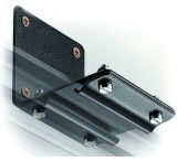 Sky Track Rail System L Shaped Bracket For Rail To Wall FF3212
