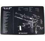 Slip 2000 Blueprint Gun Cleaning Mat 11x17 Inches For 1911 MAT-1911