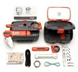 SOL Origin Pocket Survival Tool Box w/ Core Lite Knife, Fire Lite, Survival Essentials 0140-0828