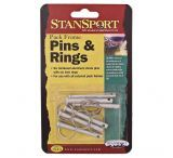 Stansport Clevis Pin & Rings