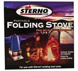 Sterno Folding Stove