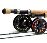 SuperFly Premium Rod and Reel Combo-4Pc-5/6 WT