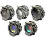SureFire Executive Size Bezel Filter for Weaponlights and Flashlights