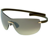 Tag Heuer Rimless Curve Glamour Sunglasses