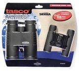 Tasco Sierra Combo Roof Prism 10x42 Full Size Binocular and 10x25 Compact Binocular