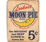 Tin Signs Moon Pie Best Lunch Tin Sign