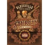 Tin Signs Sturgis No Tomorrow Tin Sign