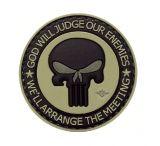 Tru-Spec Pvc Moral Patch - Slogans