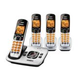 Uniden 4 Handset DECT 6.0 Cordless Phone with Digital Answering System